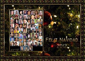 Tarjeta Bloguera Navidad 2012