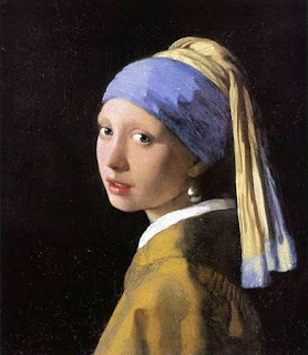 Vermeer Head of a young girl