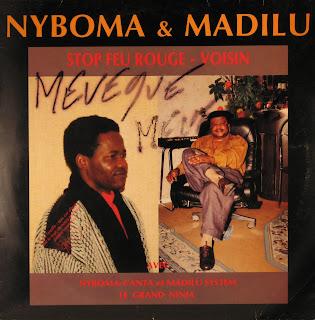 Nyboma & Madilu - Stop Feu Rouge,Bleu Cara?bes