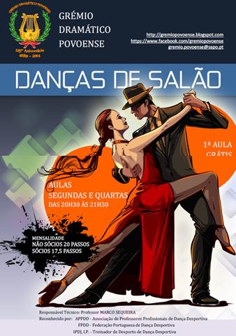 Danças Salão