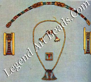 Jewelry of Princess Sit Hathor, from Dahshur