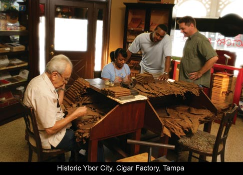 &lt;img src=&quot;image.gif&quot; alt=&quot;This is Historic Ybor City, Cigar Factory, Tampa&quot; /&gt;
