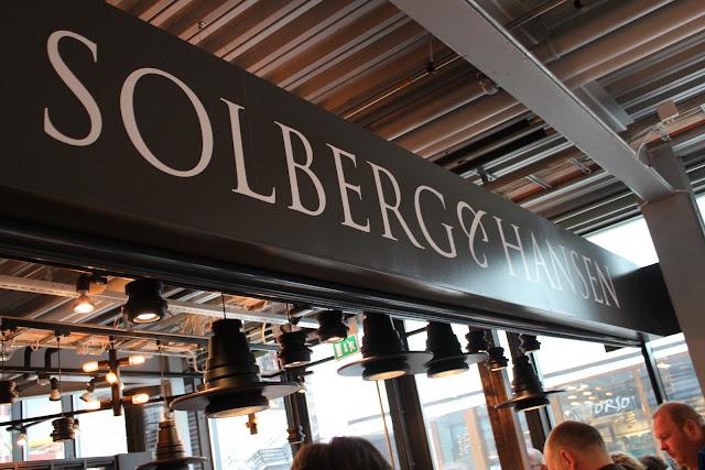 Solberg og Hansen