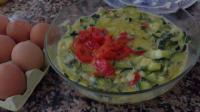 calabacines en tortilla