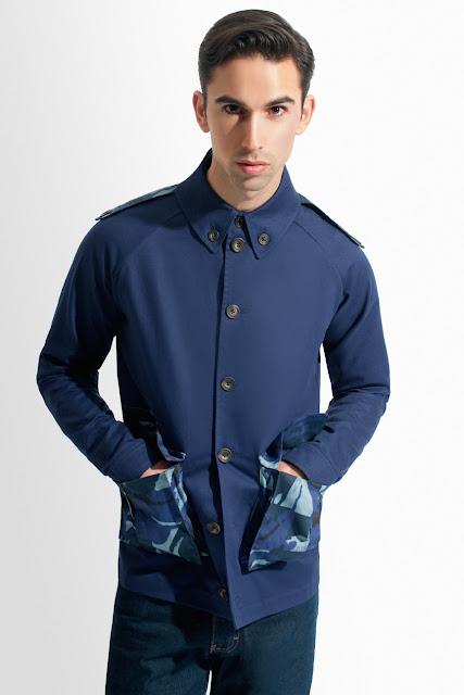 Giaroye Tailored Street Casual Menswear