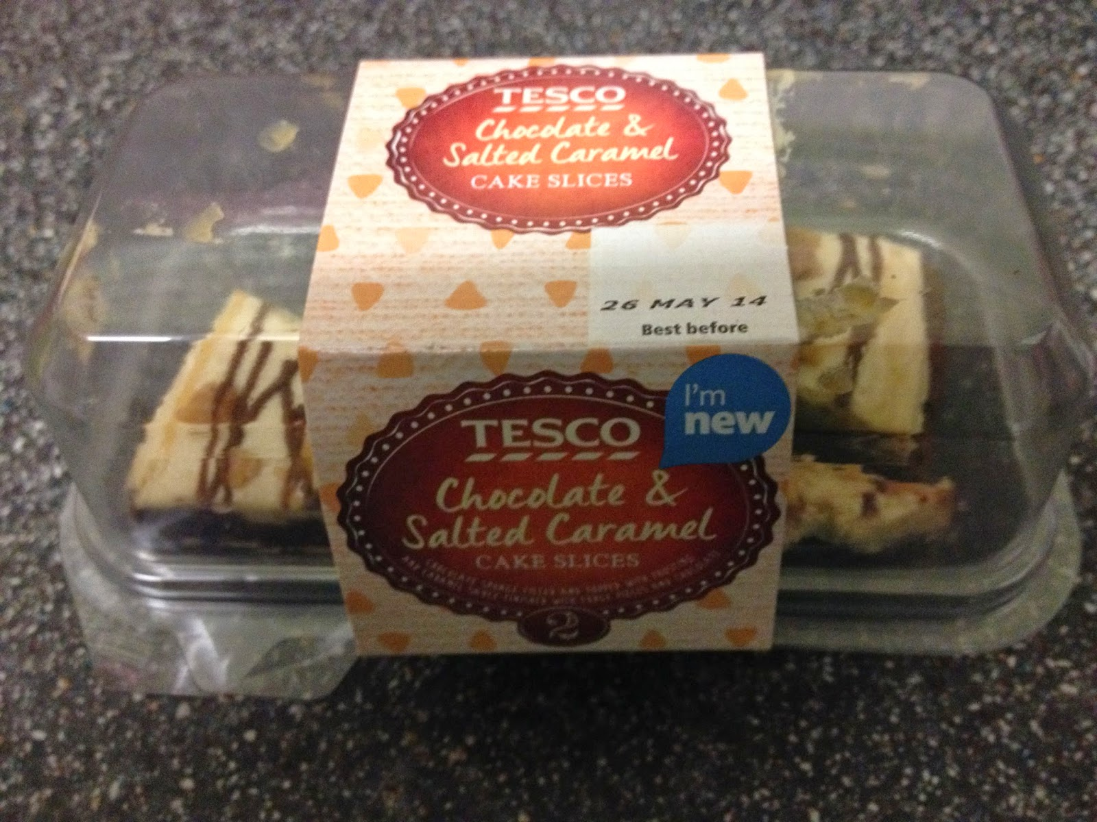 Tesco Ready To Bake Chocolate Chip Cookie Dough