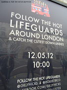Hollister and Gilly Hicks on Regent Street, London!