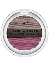 p2 Neuprodukte August 2015 - line + color contouring matte eye shadow 050- www.annitschkasblog.de