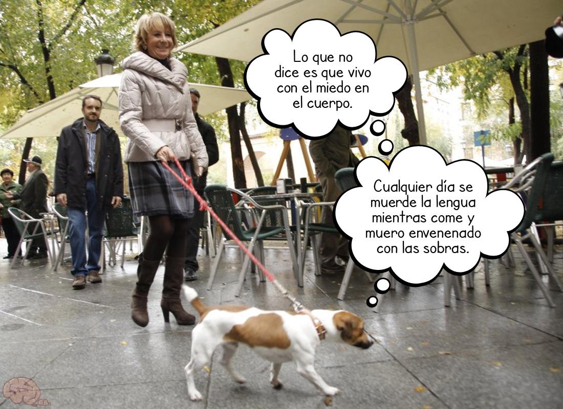 Las sobradas de Aguirre