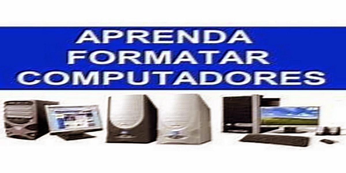 Formate seu proprio PC