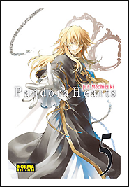 Pandora Hearts #5