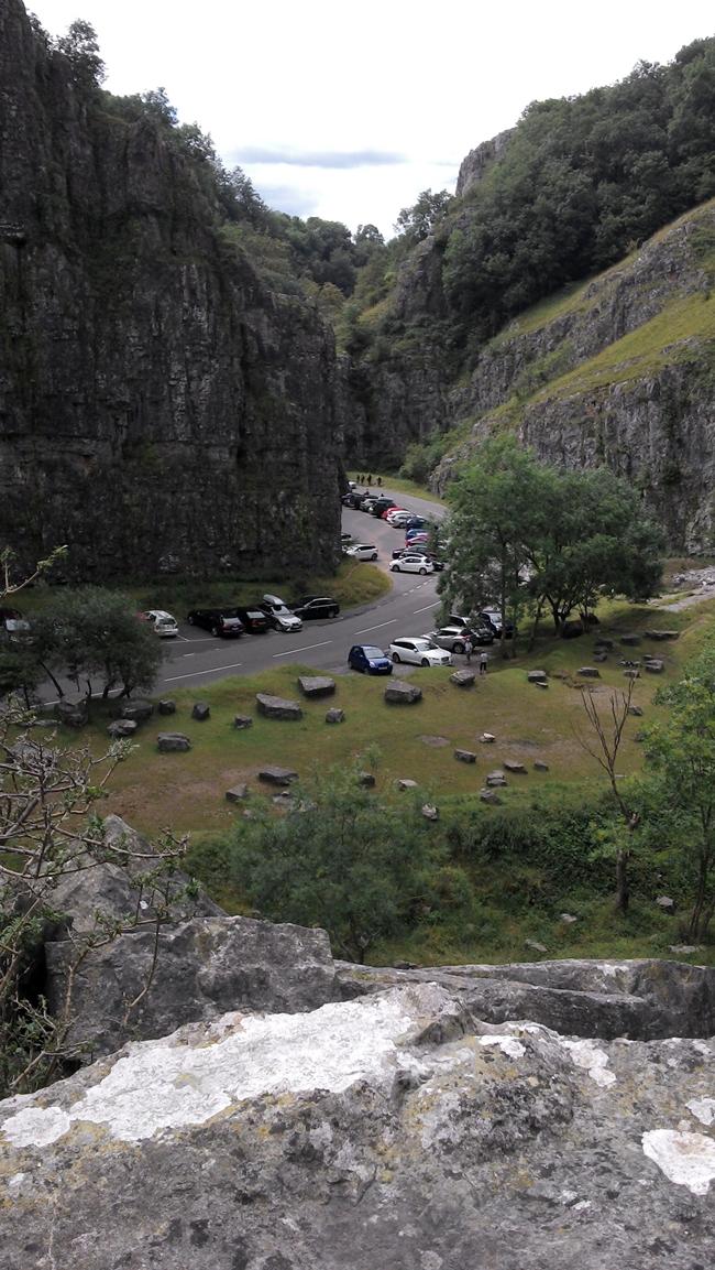 landscape gorge tourist mountain cliffs climbing cool