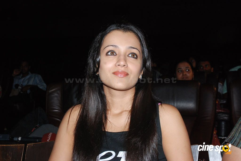 Trisha Latest Stills from an Event