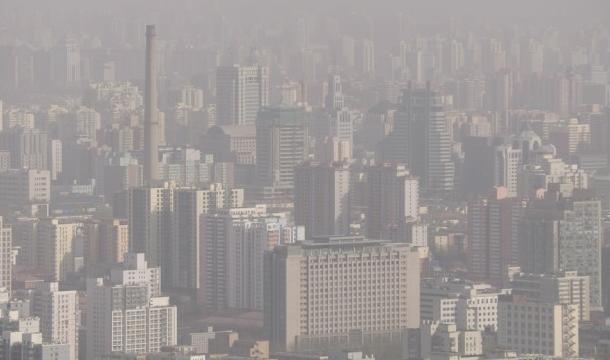A poluição do ar na China mata 1,6 milhões de pessoas por ano