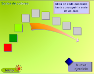 MATEMÁTICAS/SERIES con  colores