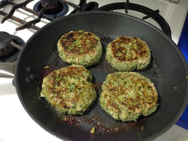 salt sugar and i: Middle Eastern Turkey Burgers with Cucumber ...