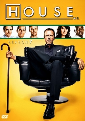 Série Dr. House - 7ª Temporada 2010 Torrent
