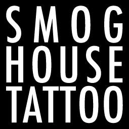 SMOG HOUSE TATTOO