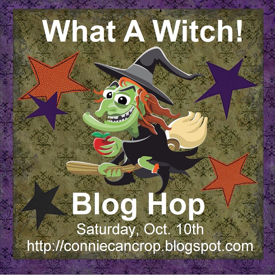 What a Witch  Oct 10