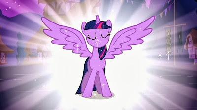 "Twilicorn from her ""Pony Profile"""