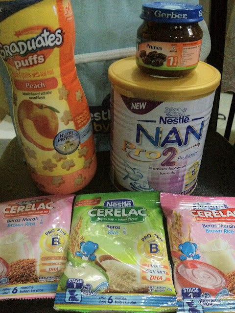 Goodies for weaning baby! 5