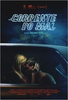 """Poster do filme """"A Corrente do Mal"""""""