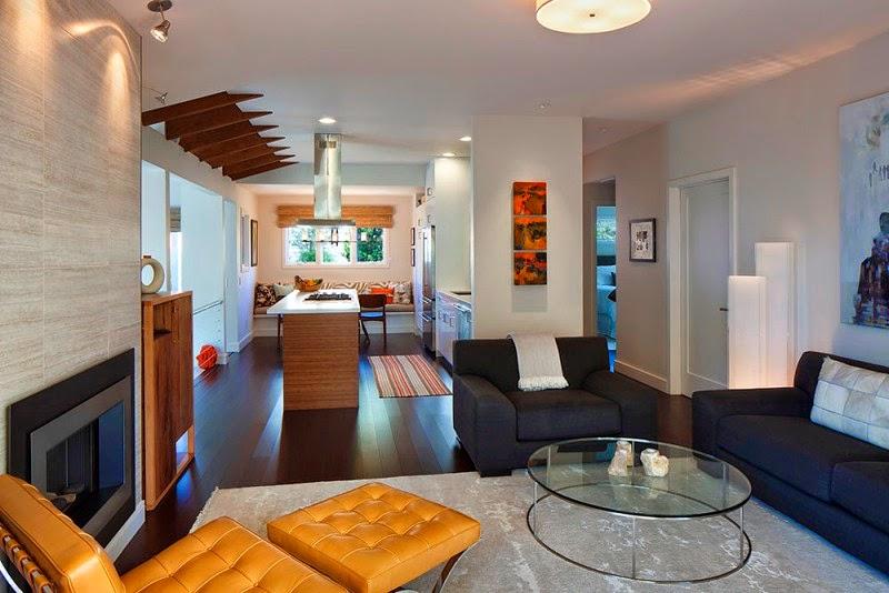 Diseño de interiores & arquitectura: encantadora casa de campo con ...