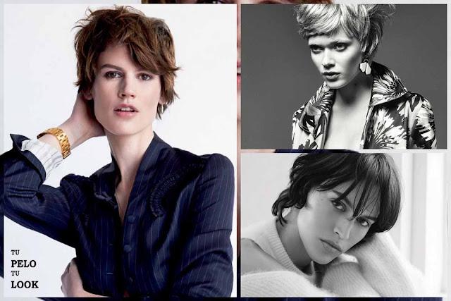 cortes de pelo 2015 cortos mujer