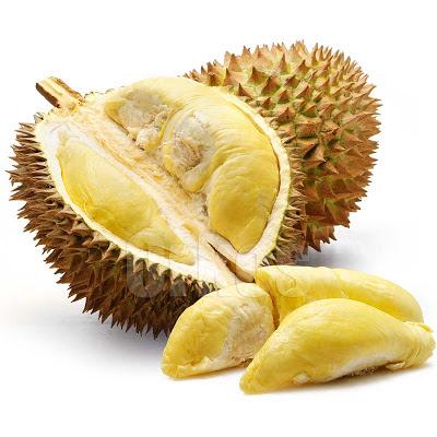 Khasiat Buah Durian Untuk Kesihatan