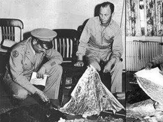 羅斯威爾飛碟事件 外星人屍體照
