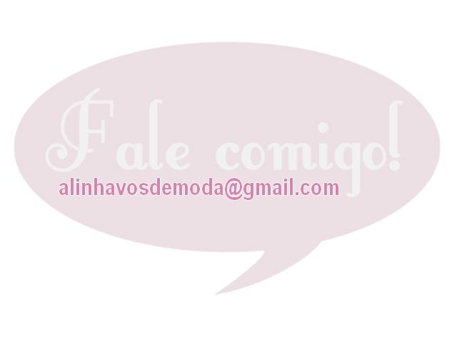 """alinhavosdemoda[@]gmail.com"""