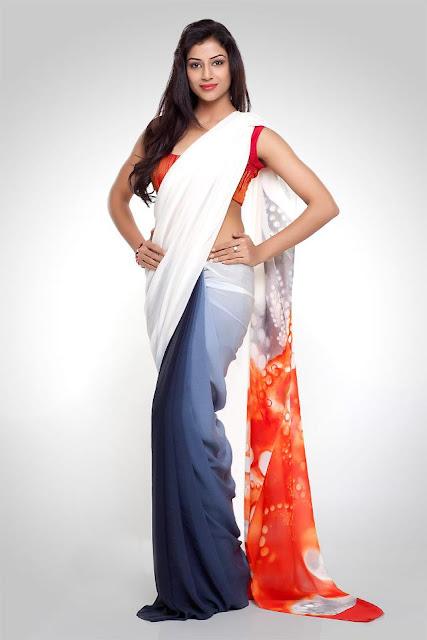 Models Saree Photos