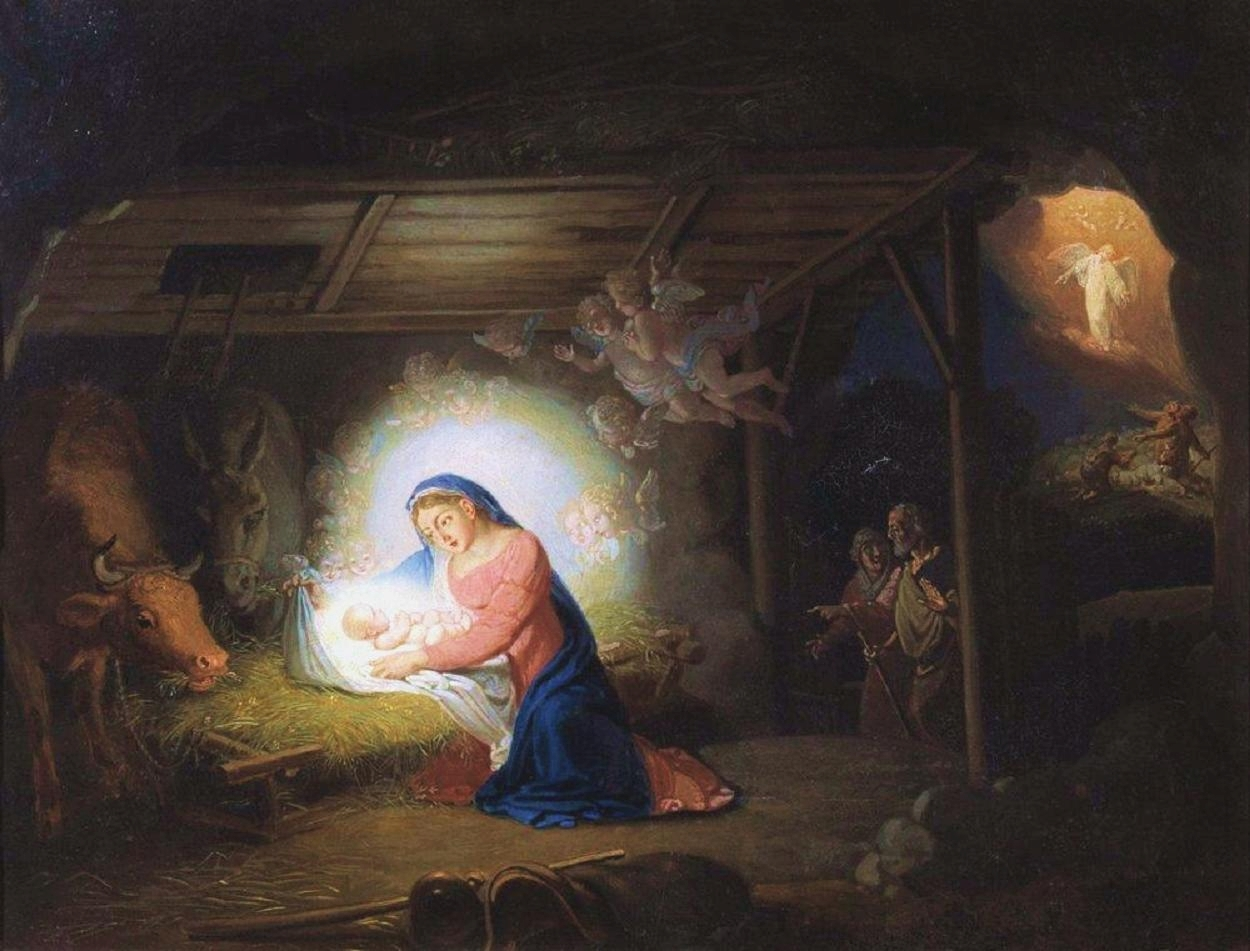 Traditional Catholic Prayers: Nativity of Christ