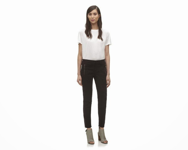 whistles zip trousers