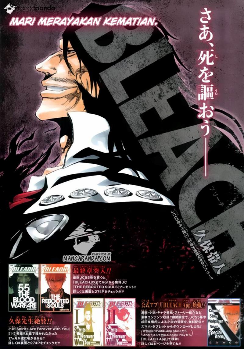 Komik manga 01 shounen manga bleach
