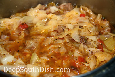 Italian Sausage And Cabbage Stew Recipes — Dishmaps