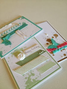 Card Kits by mail