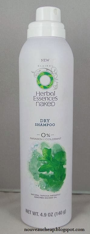 Herbal essences naked dry shampoo review picture 68
