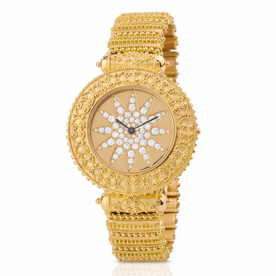 Matthia's & Claire Etrusca Watch