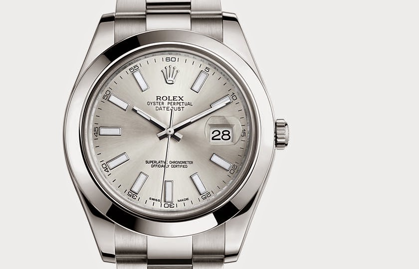 World Health: Rolex - the quest for the excellence since 1905