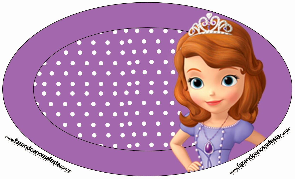 sofia the first free printable candy bar labels oh my fiesta in