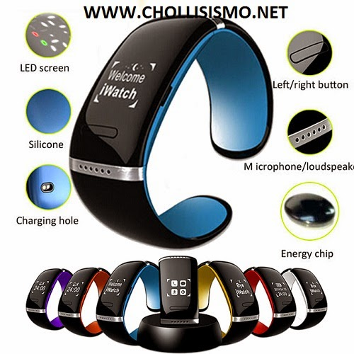 SmartWatch Bluetooth 12S OLED