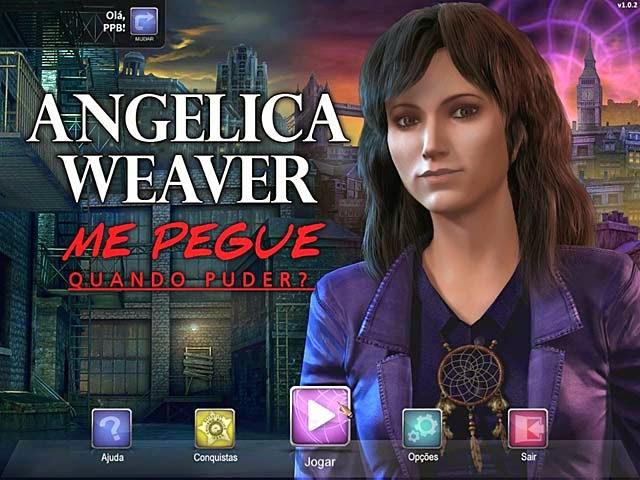 Angelica Weaver - Me Pegue Quando Puder PT-BR Portable