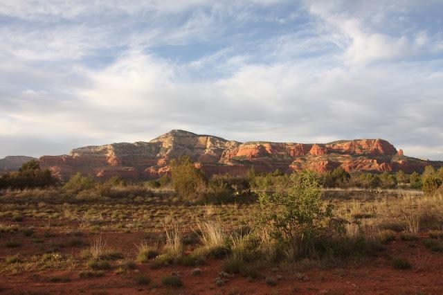 Sedona Arizona mountains