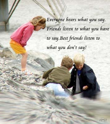 Wallpapers Of Quotes On Friendship