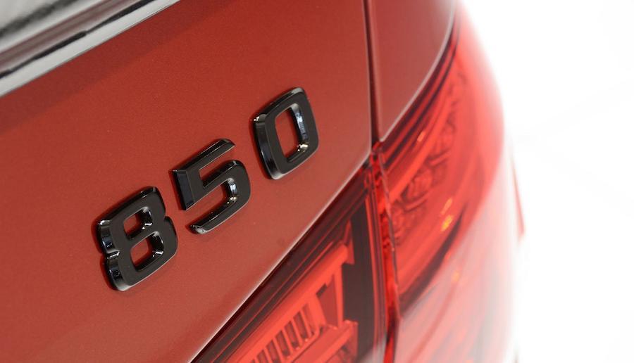 ブラバスから850馬力の「メルセデスベンツE63AMG」のコンプリートカーが登場