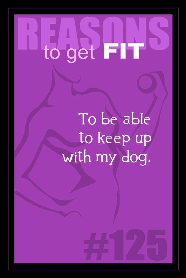 365 Reasons to Get Fit #125