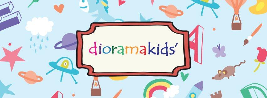LIBRERIA DIORAMA KIDS'
