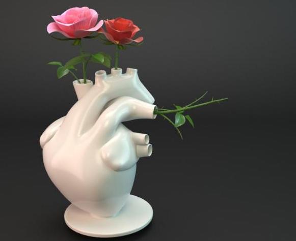Macabre Design Creepy And Macabre Vases