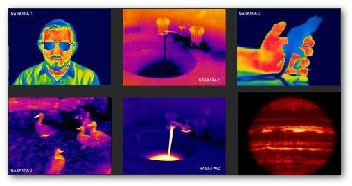 infrarrojo ultravioleta: